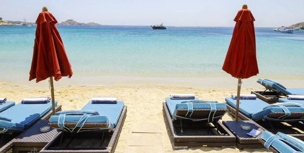 Quanto costa un lettino a Mykonos?